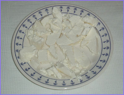 ketogenic diet - fresh cheese